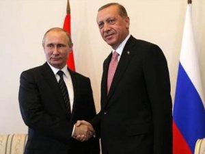 Erdoğan ve Putin Suriye Konusunu Görüşmek Üzere Yeniden Bir Araya Geldi