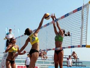 TVF 2016 Pro Beach Tour Samsun Etabı Başlıyor