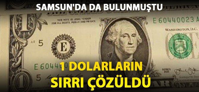 Samsun'da da Bulunan 1 Dolarların Anlamı; Bereketmiş