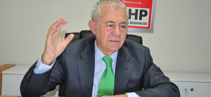 CHP İzmir İl Başkanı Yüksel, Kılıçdaroğlu'nun Israrına Rağmen İstifasını Sundu
