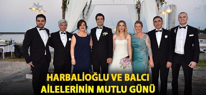 Samsun'da Diş Hekimi Cem Harbalioğlu ve Eczacı Ezgi Balcı Hayatlarını Birleştirdiler