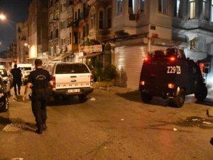 İstanbul'da HDP Binasına Terör Operasyonu