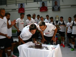 Luiz Rhodolfo ve Mustafa Pektemek'in Doğum Günü Kutlandı