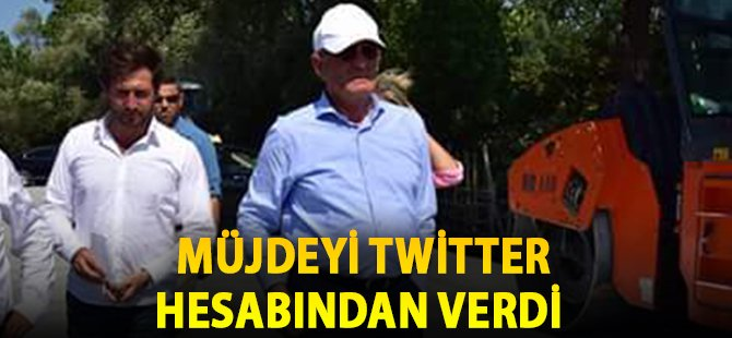 """Büyükşehir Belediye Başkanı Yılmaz Müjdeyi Verdi; """" Samsun'da Köy Yolları Böyle Olacak"""""""