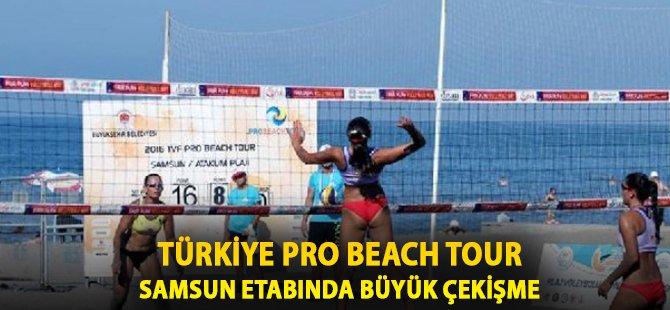 Türkiye Pro Beach Tour Samsun Etabı İlgi Çekiyor