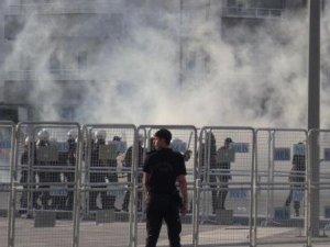 Konya'da Taraftar Terörü