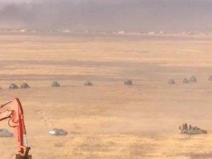 Barzani Güçleri IŞİD'e Operasyon Başlattı