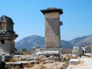 Xanthos Antik Kenti'nde 66'ncı Yıl Kazıları