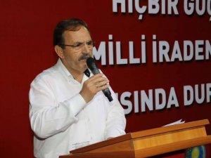 Başkan Şahin AK Parti'nin 15. Kuruluş Yılını Kutladı