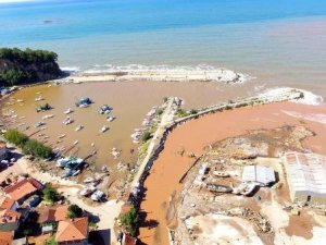 Bartın'da Sel Felaketinin Yaraları Sarılıyor