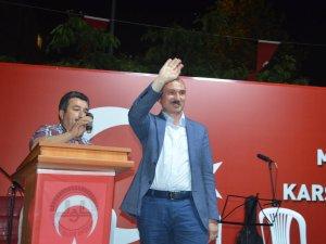 AK Parti Samsun Milletvekili Av. Orhan Kırcalı: Milletimize Sevdalı Vatanımıza Aşığız