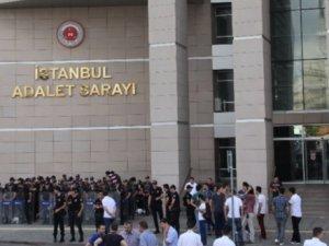 İstanbul'da Adliyede FETÖ Operasyonu; 293 Gözaltı