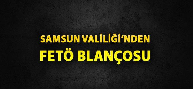 Samsun'da FETÖ Kapsamında 284 Kamu Personeli Tutuklandı