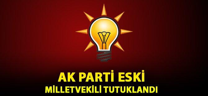 AK Parti Eski Milletvekili Aydın Bıyıklıoğlu Tutuklandı