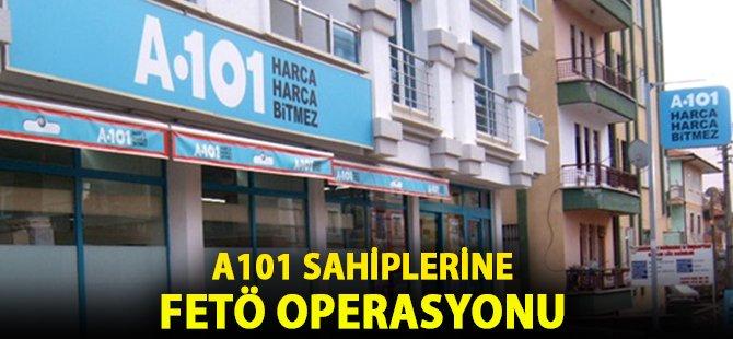 A101'in Sahiplerine FETÖ Operasyonu