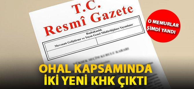 Kanun Hükmünde Kararname Çıktı;  2010 KPSS ve Öncesine Neşter