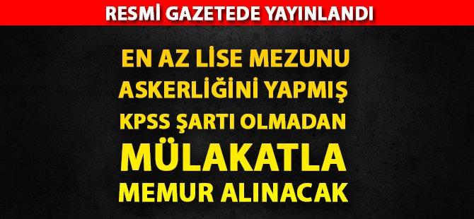 Özel Harekat Polisleri İçin KPSS Şartı Kaldırıldı