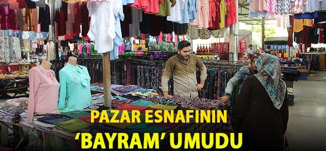Samsun'da Pazar Esnafının 'Bayram' Umudu