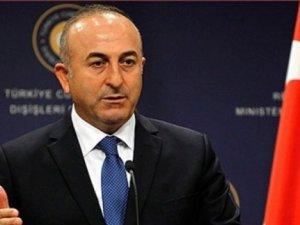 Dışişleri Bakanı Çavuşoğlu Hindistan'a Gidecek