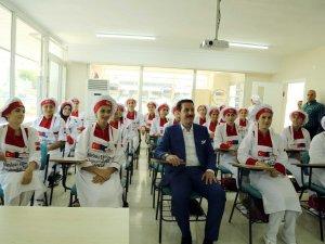 """Samsun'un İlkadım İlçe Belediye Başkanı Tok; """"Aşçılık Okulu Esnaf Yetiştiriyor"""""""