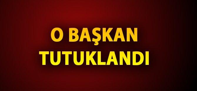 Samsun'da Uyuşturucu ile Mücadele Derneği Başkanı Tutuklandı