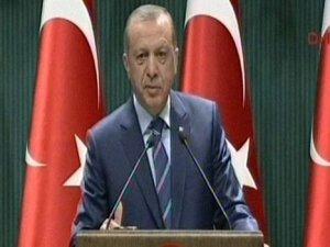 Cumhurbaşkanı Erdoğan'dan Terör Açıklaması