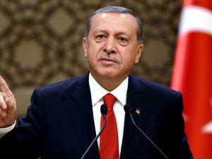 Cumhurbaşkanı Erdoğan ABD'ye Seslendi