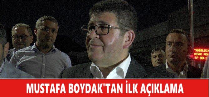 Boydak Holding Yönetim Kurulu Başkanı Mustafa Boydak'tan Açıklama