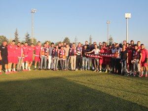 Eskişehirspor, Balıkesirspor Maçına Hazırlanıyor