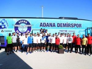 Adana Demirspor Mutlu Dönmek İstiyor