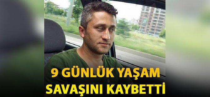 Samsun'da Denizde Boğulma Tehlikesi Geçiren Genç 9 Gün Sonra Hayatını Kaybetti