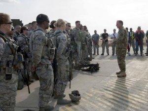 ABD Hava Kuvvetleri Komutanı General Goldfein İncirlik'te