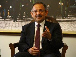"""Çevre ve Şehircilik Bakanı Özhaseki: """"Uzlaşma Her Zaman İyidir"""""""