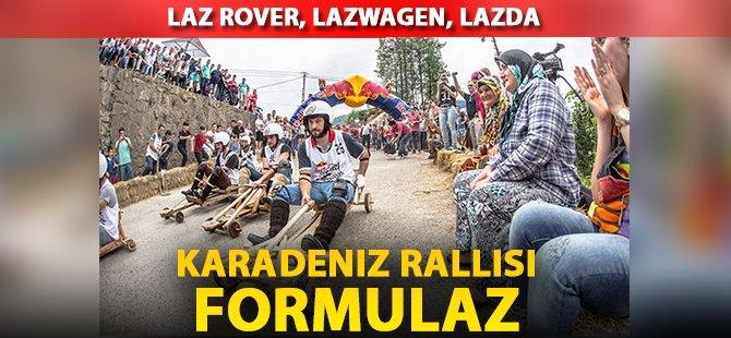 Formulaz Heyecanı Rize'de Başlıyor