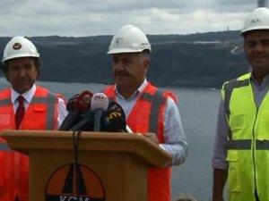 'Ağır Taşıtlar Tamamen 3. Köprü'yü Kullanacak'