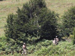 Ordu'da PKK'lı 1 Terörist Etkisiz Hale Getirildi