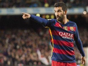 Barcelona'da Ligin İlk Golü Arda Turan'dan
