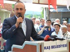 Bakan Çavuşoğlu: Ne Yaparlarsa Yapsınlar Hesap Soracağız