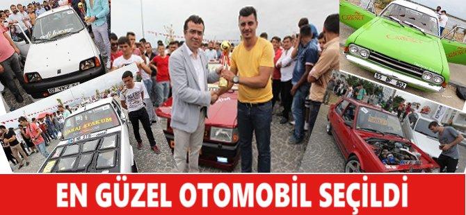 Samsun'da En Güzel Otomobil Seçildi