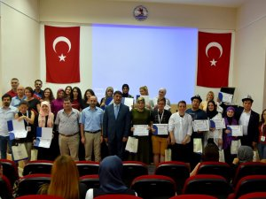 Samsun OMÜ'de Sertifika Programı