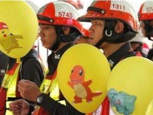 Tayland Polisi 'Pokemon' Oyuncusu Avına Çıkıyor