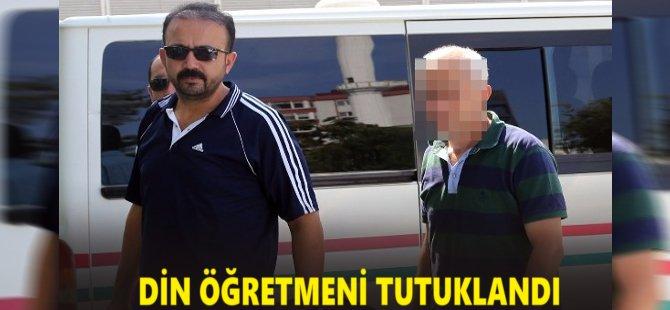 Samsun'da Açığa Alınan Din Öğretmeni Tutuklandı