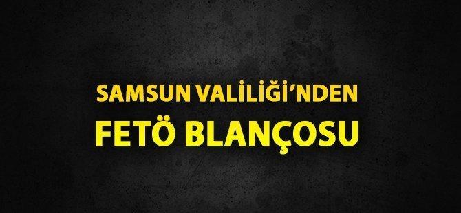 Samsun'da FETÖ Kapsamında 317 Kamu Personeli Tutuklandı
