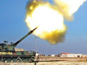 Karkamış Bu Sabah Hareketlendi... IŞİD'e 40 Top Atışı