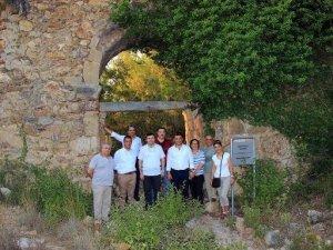 Alanya'daki Syedra Antik Kenti Turizme Açılıyor