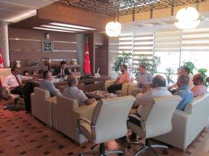 ASKON'dan Samsun Cumhuriyet Başsavcısına Ziyaret!