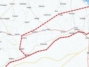 Gaziantep Valiliği Yasaklı Bölgeleri Açıkladı