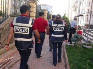 Aksaray'da FETÖ'nün Öğretmenlerine Operasyon: 44 Gözaltı