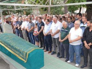 Samsun'da Eski Müfettiş Dualarla Defnedildi