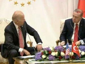 Cumhurbaşkanı Erdoğan ve Biden Açıklama Yapıyor